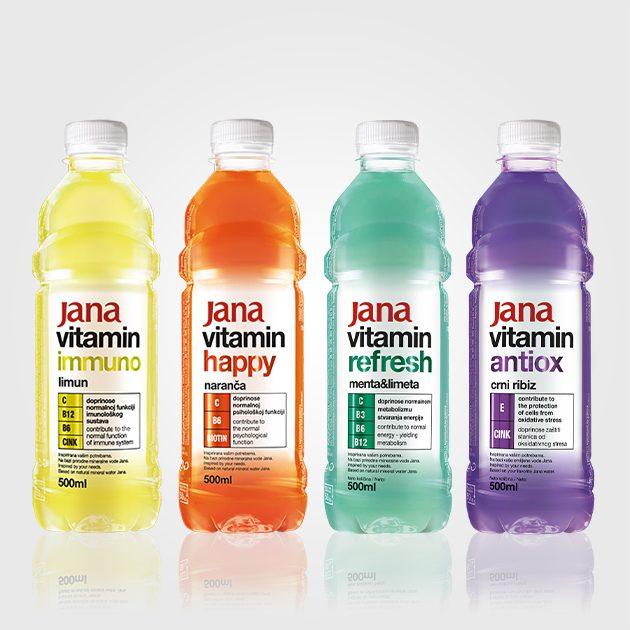 FORT_Jana vitamin - Okusi