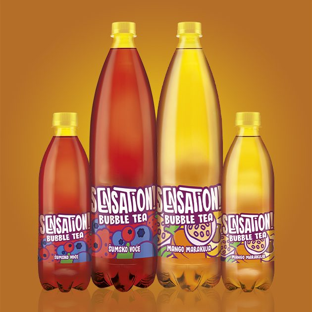 FORT_Sensation Ice Tea - Range