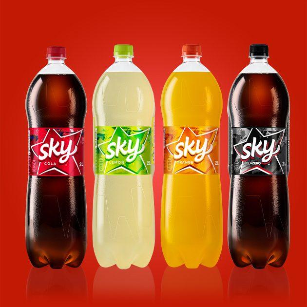 FORT_Sky Cola - Okusi